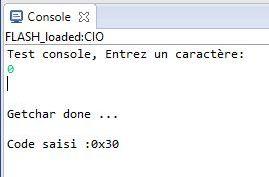 Vue CCS Console JTAG